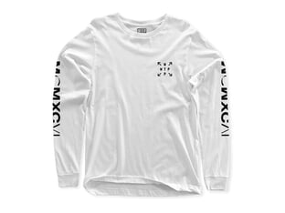 "wethepeople ""Archtiect Bullet"" Longsleeve - White"