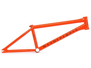 "wethepeople ""Battleship"" 2019 BMX Frame - Tango Orange"