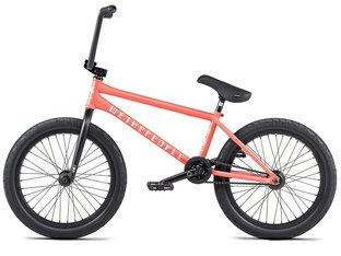 "wethepeople ""Battleship LHD"" 2020 BMX Rad - Coral Red 
