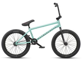 "wethepeople ""Battleship RHD"" 2019 BMX Bike - Matt Mint Green 