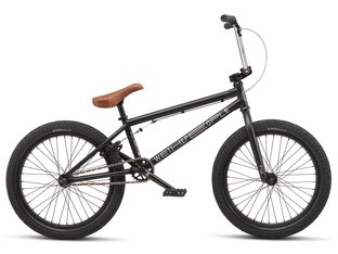 "wethepeople ""CRS 20"" 2019 BMX Rad - Matt Black"