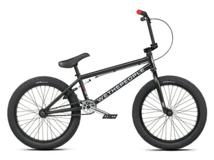 "wethepeople ""CRS FC 20"" 2021 BMX Rad - Black 
