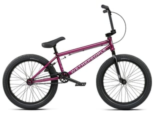 "wethepeople ""CRS FC 20"" 2021 BMX Rad - Trans Berry Blast 