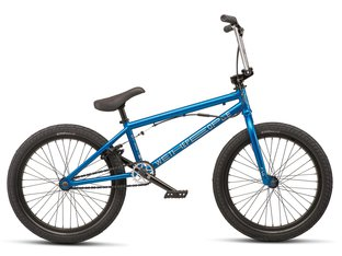 "wethepeople ""CRS FS 20"" 2019 BMX Rad - Matt Metallic Blue"