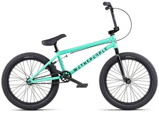 "wethepeople ""CRS FC 20"" 2020 BMX Rad - Toothpaste Green 