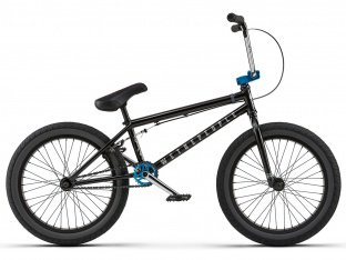 "wethepeople ""Crysis"" 2018 BMX Bike - Glossy Black"