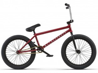 "wethepeople ""Crysis"" 2018 BMX Bike - Metallic Red"