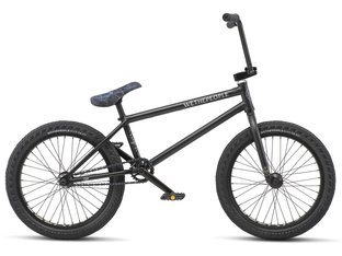 "wethepeople ""Crysis"" 2019 BMX Bike - Matt Black"