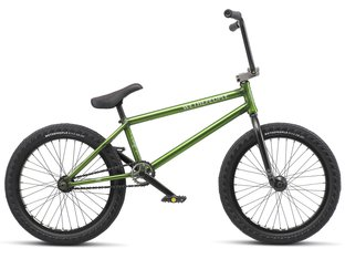 "wethepeople ""Crysis"" 2019 BMX Bike - Translucent Olive"