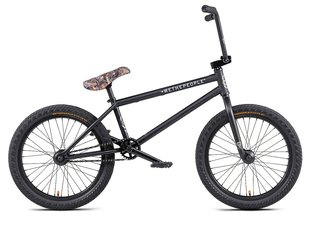 "wethepeople ""Crysis"" 2020 BMX Rad - Matt Black"