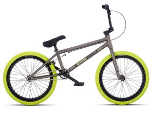 "wethepeople ""Curse 20"" 2017 BMX Rad - Steel Grey"