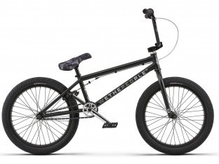 "wethepeople ""Curse 20"" 2018 BMX Bike - Matt Black"