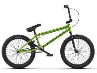 "wethepeople ""Curse 20"" 2018 BMX Rad - Metallic Green"