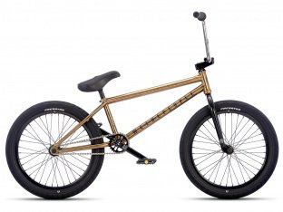 "wethepeople ""Envy"" 2017 BMX Rad - Gold Nickel"