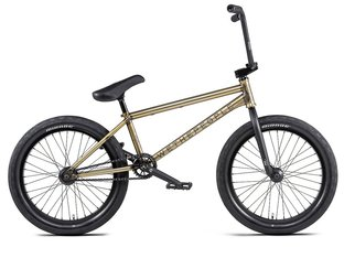 "wethepeople ""Envy LHD"" 2020 BMX Bike - Matt Trans Gold 