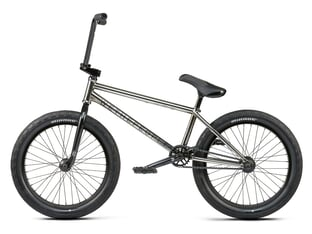 "wethepeople ""Envy LHD"" 2021 BMX Rad - Black Chrome 