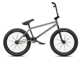 "wethepeople ""Envy RHD"" 2021 BMX Rad - Black Chrome 