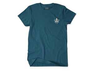 "wethepeople ""Illuminati"" T-Shirt - Dark Teal"
