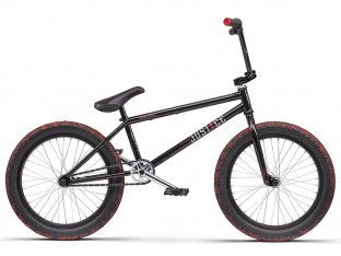 "wethepeople ""Justice"" 2016 BMX Bike - Glossy Black"