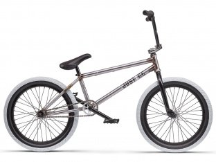 "wethepeople ""Justice"" 2016 BMX Bike - Glossy Raw"