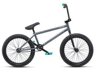 "wethepeople ""Justice"" 2019 BMX Rad - Metallic Grey"