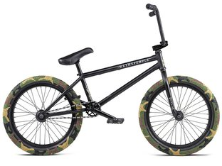 "wethepeople ""Justice"" 2020 BMX Bike - Matt Black"