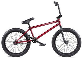 "wethepeople ""Justice"" 2020 BMX Rad - Matt Trans Red"