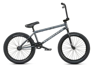 "wethepeople ""Justice"" 2021 BMX Rad - Matt Ghost Grey"