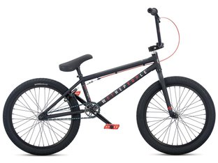 "wethepeople ""Nova"" 2017 BMX Rad - Black"
