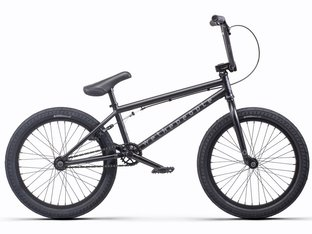 "wethepeople ""Nova"" 2020 BMX Rad - Matt Black (20.5"" TT)"