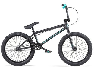 "wethepeople ""Nova"" 2020 BMX Bike - Matt Black (20"" TT)"