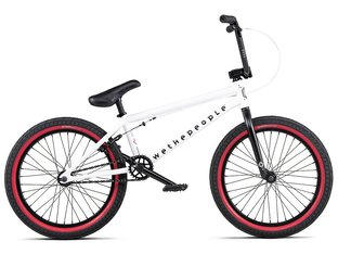 "wethepeople ""Nova"" 2020 BMX Bike - Matt White (20"" TT)"