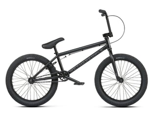 "wethepeople ""Nova"" 2021 BMX Bike - Matt Black (20.5"" TT)"