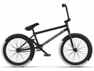 "wethepeople ""Reason"" 2018 BMX Bike - Matte Black"