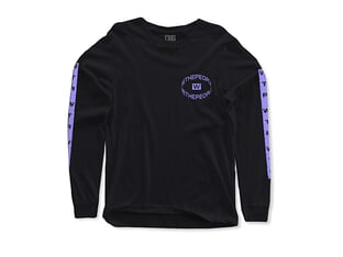 "wethepeople ""Saturn"" Longsleeve - Black"