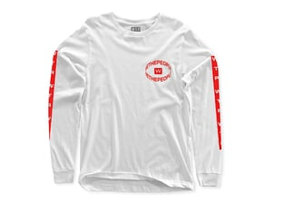 "wethepeople ""Saturn"" Longsleeve - White"