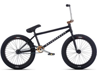 "wethepeople ""Trust"" 2017 BMX Rad - Black"