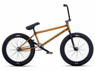 "wethepeople ""Trust"" 2017 BMX Rad - Honey Gold"
