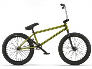 "wethepeople ""Trust"" 2018 BMX Bike - Translucent Lime Green"