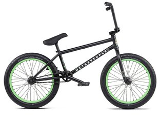 "wethepeople ""Trust"" 2020 BMX Rad - Matt Black"