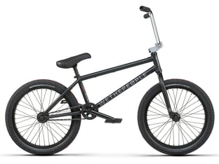 "wethepeople ""Trust Cassette"" 2021 BMX Bike - Matt Black"