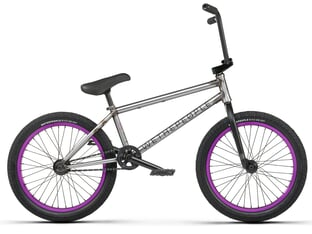 "wethepeople ""Trust Cassette"" 2021 BMX Bike - Matt Raw"