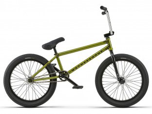 "wethepeople ""Trust FC"" 2018 BMX Bike - Freecoaster 