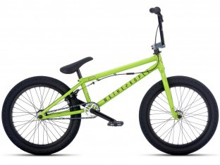 "wethepeople ""Versus"" 2017 BMX Rad - Lime Green"