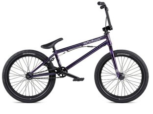 "wethepeople ""Versus FS"" 2020 BMX Rad - Purple (Wizard Black)"