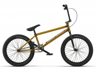 "wethepeople ""Volta"" 2018 BMX Rad - Translucent Honey Gold"