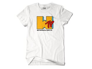 "wethepeople ""WTV"" T-Shirt - White"