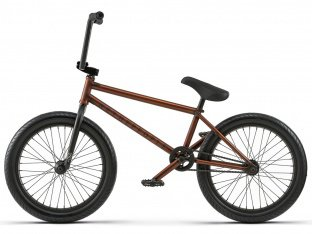 "wethepeople ""Zodiac"" 2018 BMX Rad - LHD 