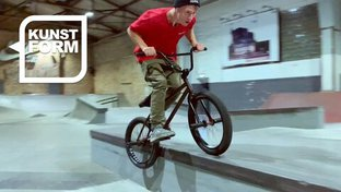 Winter Escape BMX Session #1 - Skatehalle Berlin Video