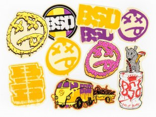 "BSD ""2016"" Stickerset"